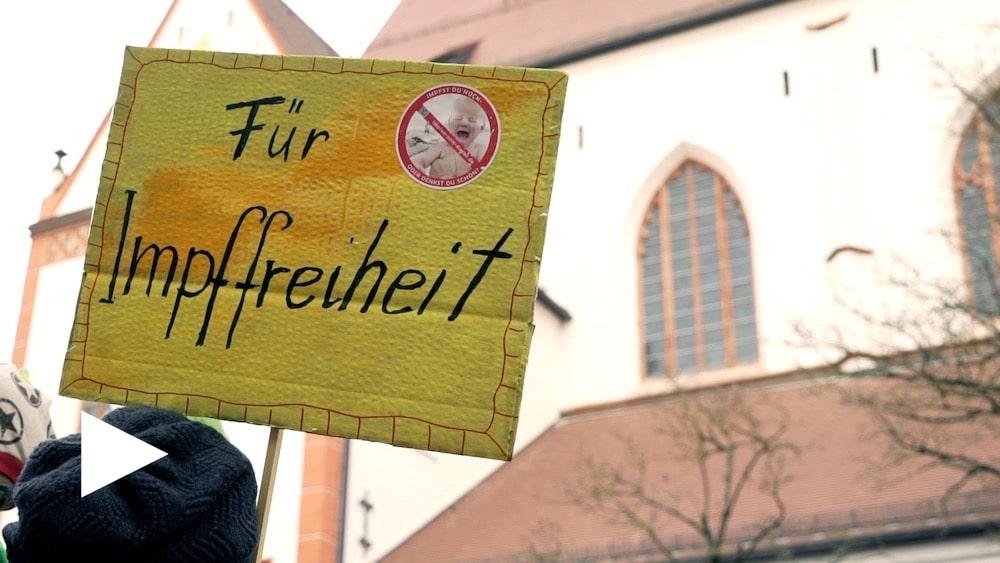 Für Impffreiheit! – Landsberg 2020